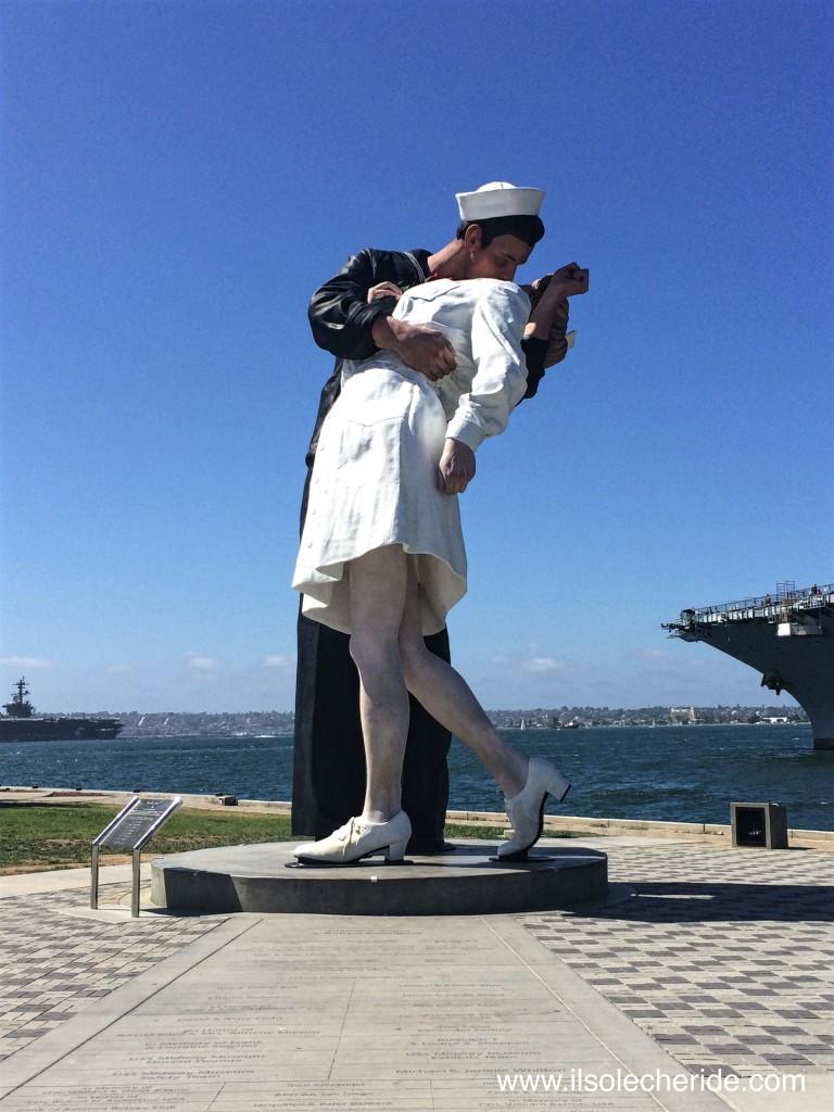 bacio marinaio