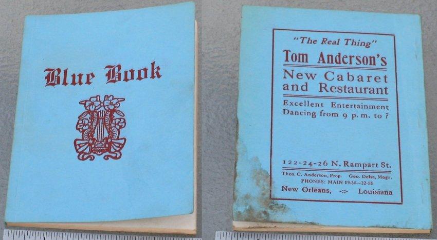 Blue Book