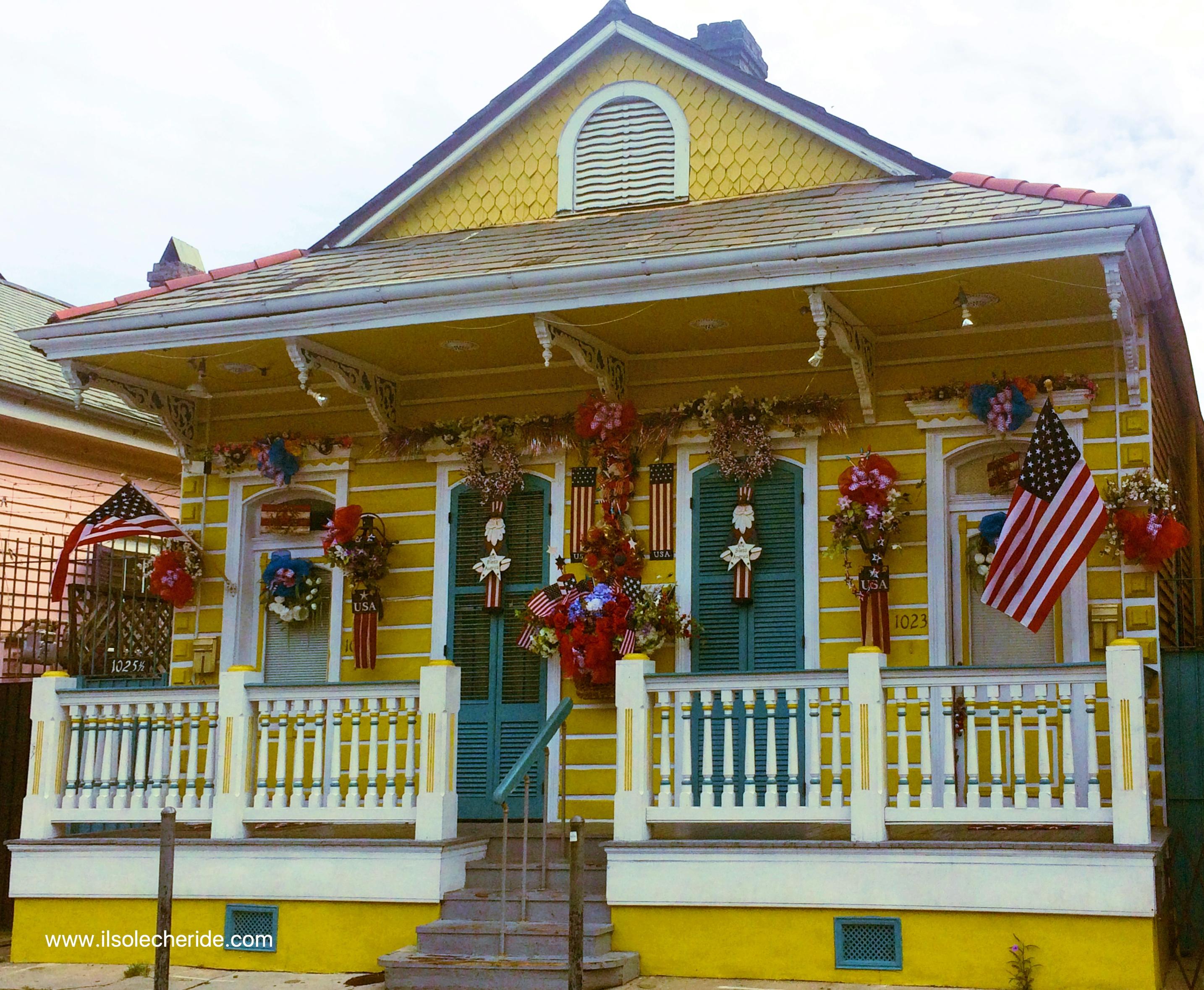 Quartiere Francese_ New Orleans