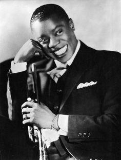 Louis Armstrong da ragazzo