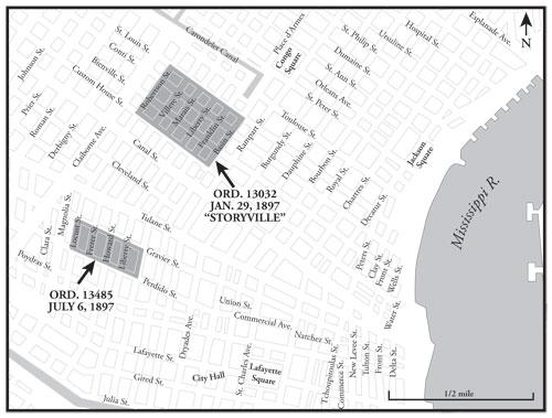 mappa storyville