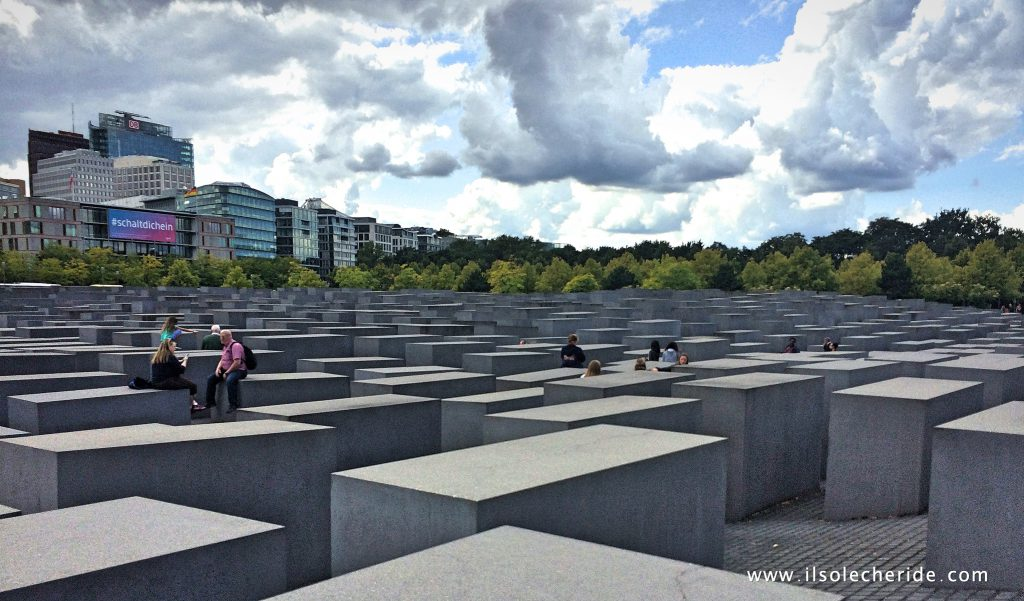 olocausto memorial