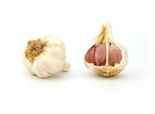 cura dell'aglio